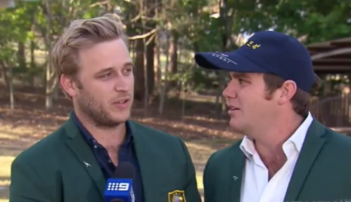 Aussie Business Dudes Pretended To Be Pro Golfers And Competed In A North Korean Golf Tournament