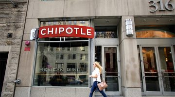 This Guy Tried To Rob A Chipotle And Only Escaped With One Single Burrito