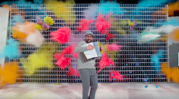 OK Go Shot Their New Music Video In 4.2 Seconds And, Holy Shit, What Did I Just Watch?