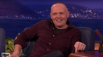 Bill Burr Went On One Hell Of A 'Black Friday' Rant On Conan