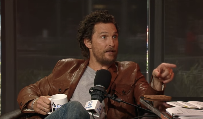 So Here's McConaughey Saying He's Open To Doing 'True Detective' Season 3