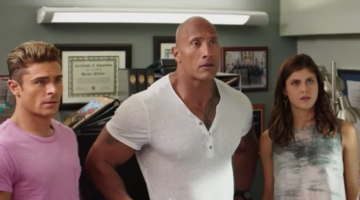 Jetskis, Babes, And A Dead Body: Here's The Baywatch Trailer