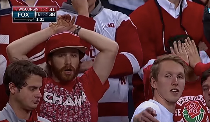 Five People That Had A Worse Weekend Than You: Badgers & Beavers