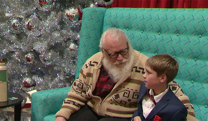 Portland's Hipster Santa Needs To Be Stopped