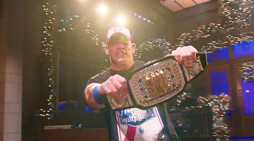 Watch John Cena's SNL Promo Where He Vows To Destroy The Entire Cast (Besides Leslie, Of Course)