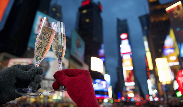 Why Your New Year's Eve Will Probably Suck