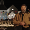 Watch Nick Offerman Majestically Sip Scotch For An Hour In Front Of The Lagavulin Distillery