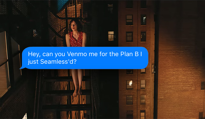 You Can Now Have Plan B Delivered To Your NYC Apartment For Those Times When You've Completely Given Up