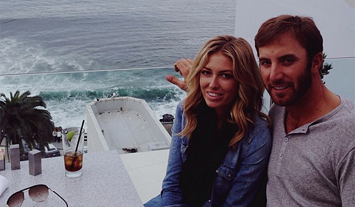 Here's The Slightly Uncomfortable Story Of Dustin Johnson And Paulina Gretzky's First Date