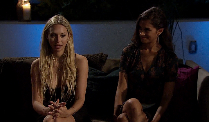 Corinne From 'The Bachelor' Has Been Straight-Up Insane Since High School