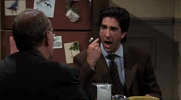 Maryland Man Pulls A Ross Geller And Freaks Out Over A Missing Bite Of His Sandwich