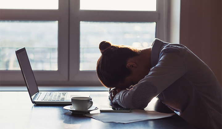 Here's Why You Feel Like Death At The End Of Your Workday