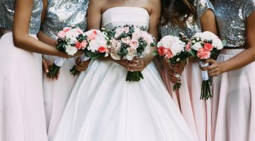 Things Girls Do After Graduation: Maid Of Honor, Part I