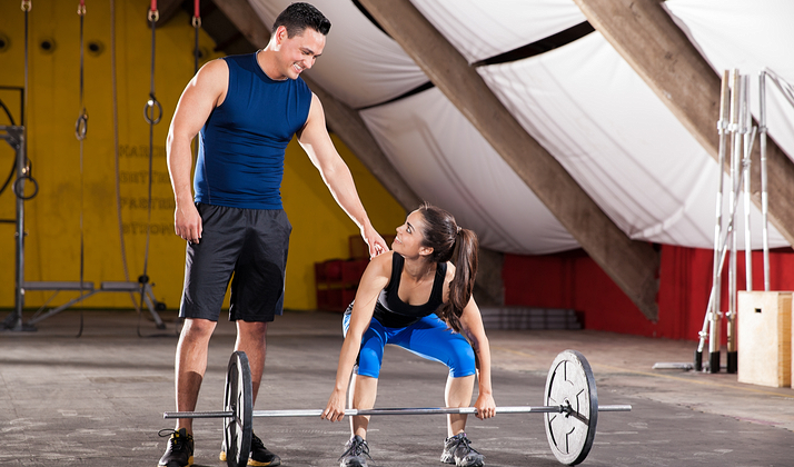 How To Hit On A Girl At The Gym Without Embarrassing Yourself
