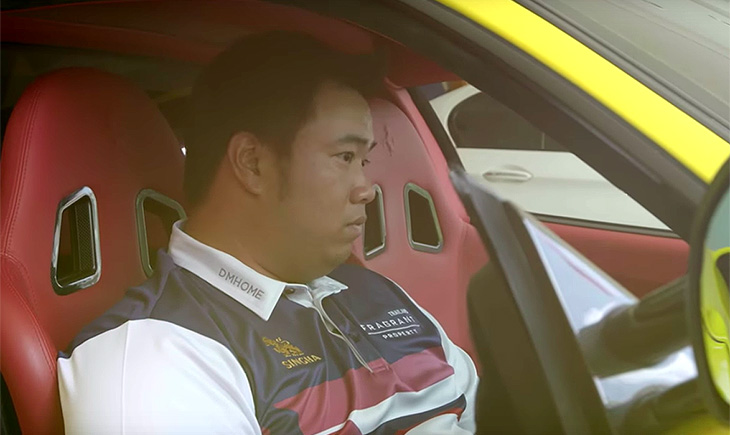 Fast Cars, Yeezys, And Vaping: Kiradech Aphibarnrat Is The Most Interesting Man In Golf