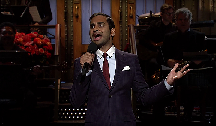 Every Skit From Last Night's SNL Hosted By Aziz Ansari
