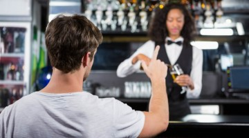 The Fight You're Getting In Based On Your Drink Order
