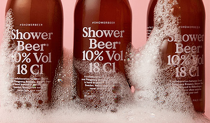 There's Now A Beer Specifically Brewed To Drink In The Shower