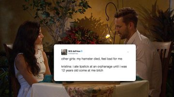 Best Of Last Night's Bachelor Twitter, Week 6