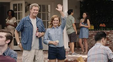 Will Ferrell And Amy Poehler