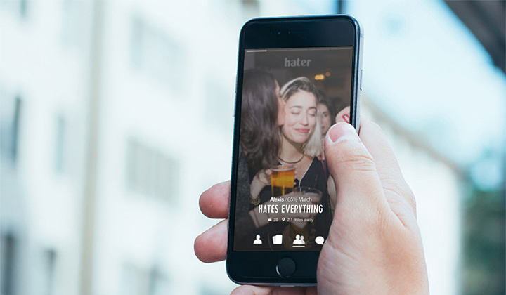 The Dating App For People Who Hate Everything