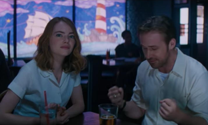 """Those """"La La Land"""" Engagement Pics Have Me Convinced That No One Pays Attention To Movies Anymore"""