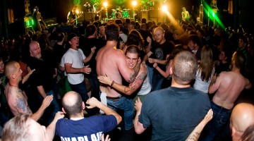 Everything I've Done This Week To Deter Me From Success Including Dislocating My Shoulder In A Mosh Pit
