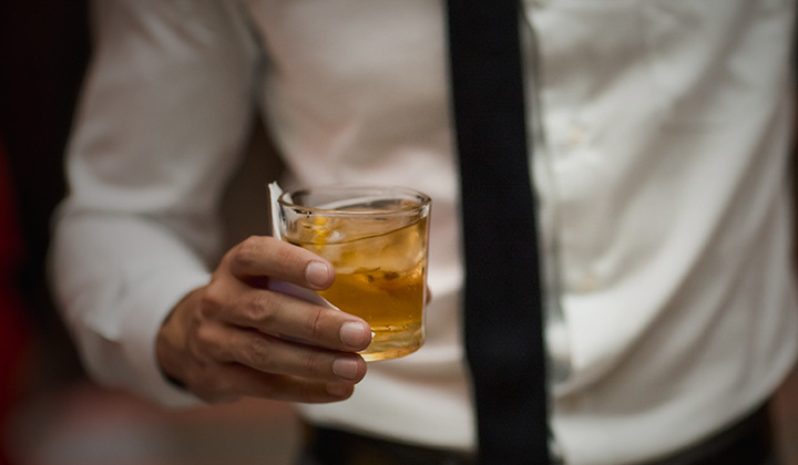 The Best Part Of Any Wedding Is Dominating A Bar After The Reception
