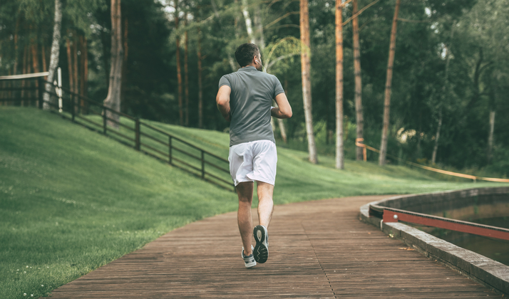 From Couch to 10k: I'm Training For A Bachelor Party