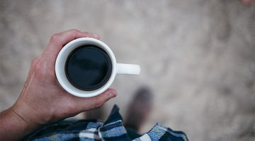 A Hot Cup Of Folgers Truly Is The Best Part Of Waking Up