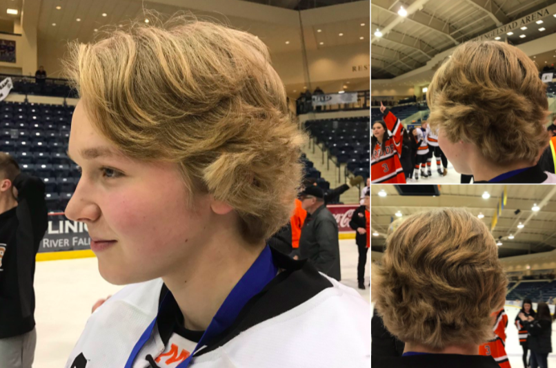 "Minnesota High School Backup Hockey Goalie Spectacularly Describes How His ""Luscious Flow"" Will Win Them A State Title"
