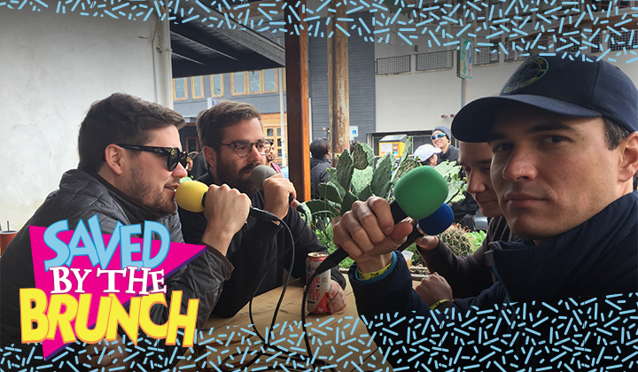 Touching Base: Live From Saved By The Brunch At SXSW