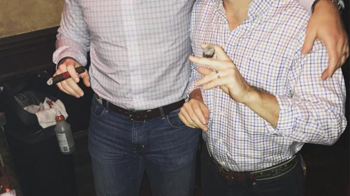 You're Not Doing Yourself Any Favors By Wearing A Button Down And Jeans To The Bar