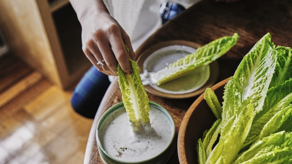The Hand Salad Is The Most Vile Food 'Invention' Ever Created