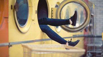 The Trials And Tribulations Of Someone Who Hates Doing Laundry