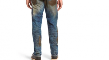 These $425 Fake Muddy Jeans Are Cool If You Who Enjoy Fake Mud On Your Jeans