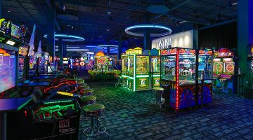 Confessions Of A Dave & Buster's Advanced Player