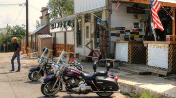 Displaced Texan Chronicles: Biker Chicks