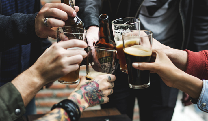 How To Get Out Of Drinks With Your Coworkers Without Looking Like A Horrible Person