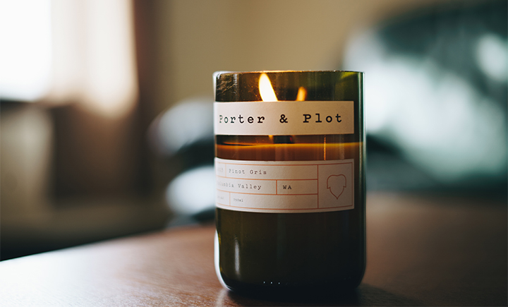 I'm Going All-In On Being A Scented Candle Guy
