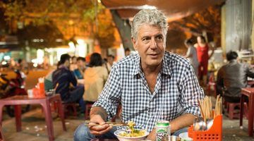 Anthony Bourdain Thinks You're A Douchebag For Liking Trendy Foods