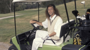 Well, Well, Well, Kenny G Just Won The Masters