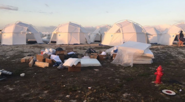 """Emergency Conspiracy Thursday: Fyre Festival Was a """"Producers""""-Style Hoax"""