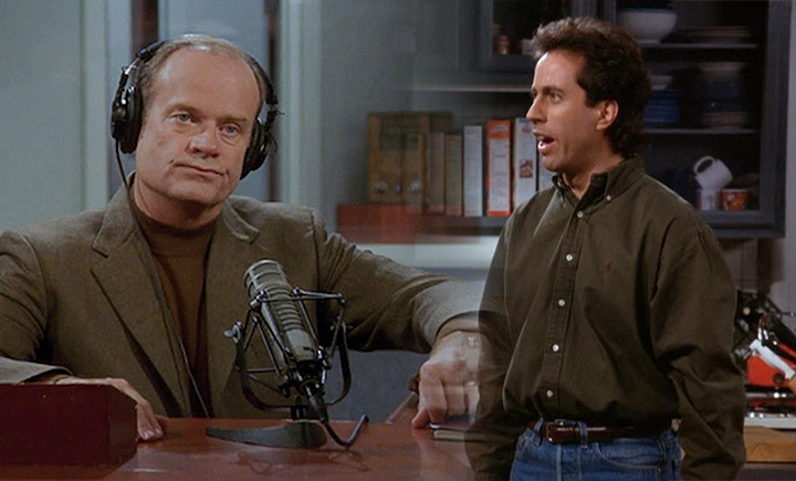 How Did Frasier And Seinfeld Manage To Sleep With So Many Women: An Investigation