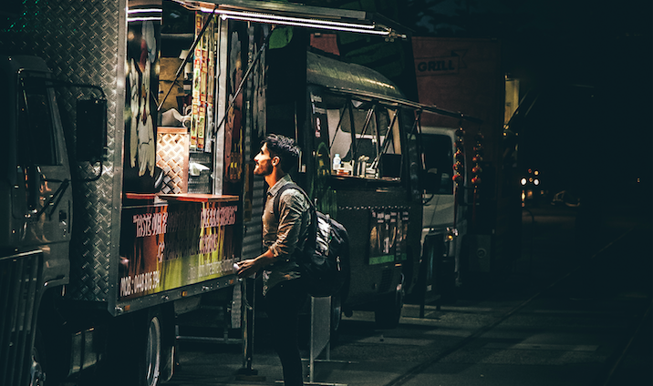 Food Trucks Are America