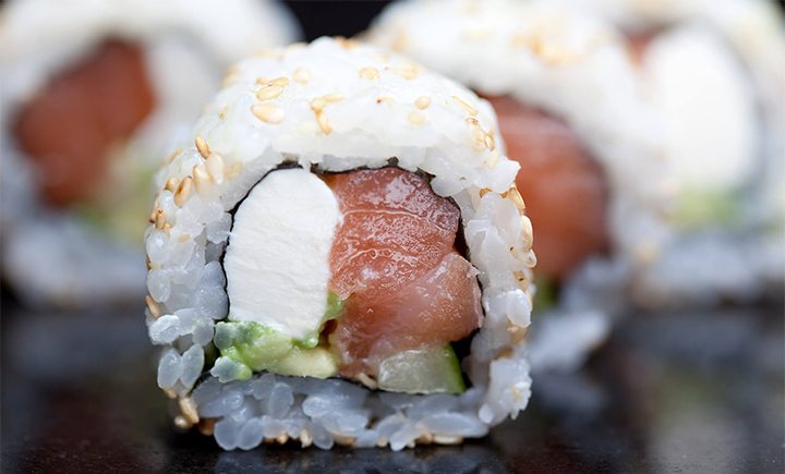 Opposing Viewpoint: Sushi With Cream Cheese Is Absolutely Delicious
