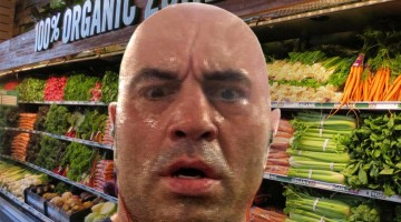 Do Not Grocery Shop After Getting Lit Up On Cold Brew Coffee And Joe Rogan