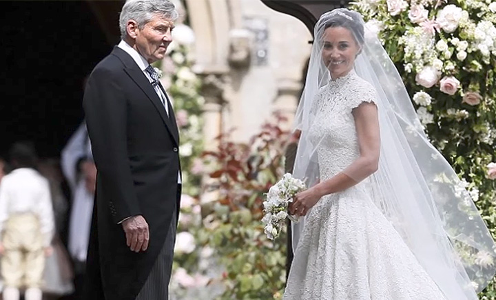 A Breakdown Of The Most Absurd Costs From Pippa Middleton's Wedding