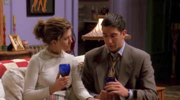 Were Ross And Rachel Even On A Break And Will It Destroy My Engagement?