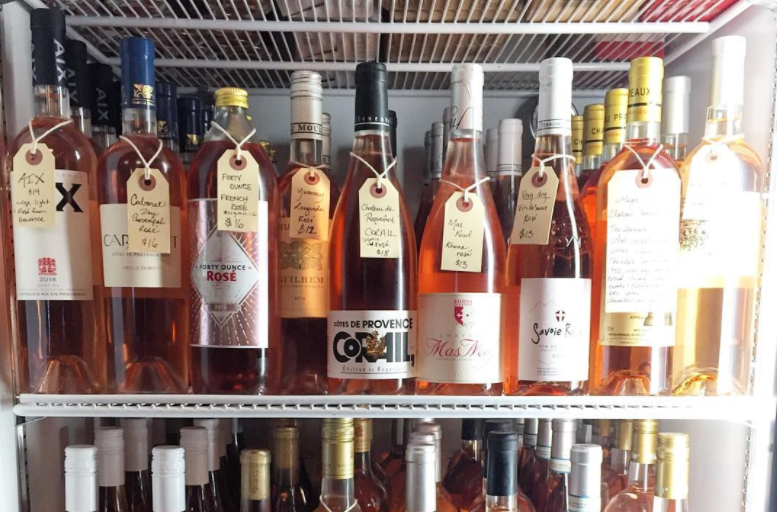 I Don't Summer In The Hamptons But Now I Have To Because Of This Rosé Drive-Thru